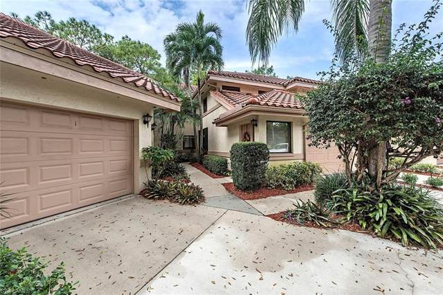 15 Bennington Dr #3, Naples, FL 34104 (MLS #221004539) :: Avantgarde