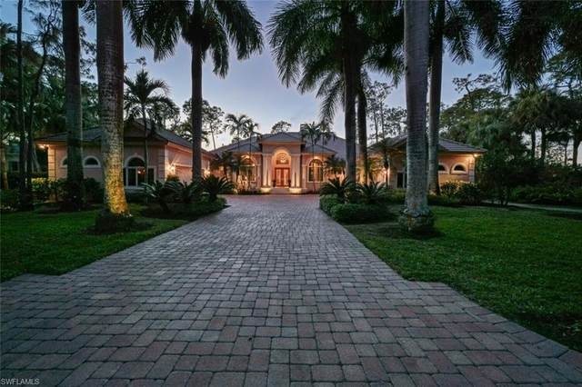 2752 Buckthorn Way, Naples, FL 34105 (#221004566) :: The Dellatorè Real Estate Group