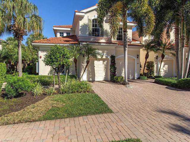 12850 Carrington Cir 6-101, Naples, FL 34105 (MLS #221004663) :: RE/MAX Realty Group