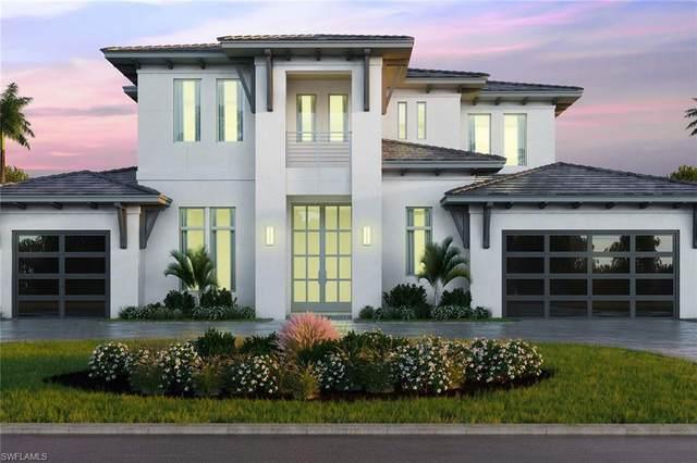 4075 Belair Ln, Naples, FL 34103 (#221004677) :: The Dellatorè Real Estate Group