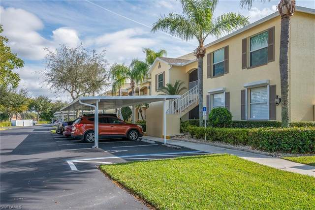 1346 Mainsail Dr #1312, Naples, FL 34114 (MLS #221004694) :: Medway Realty