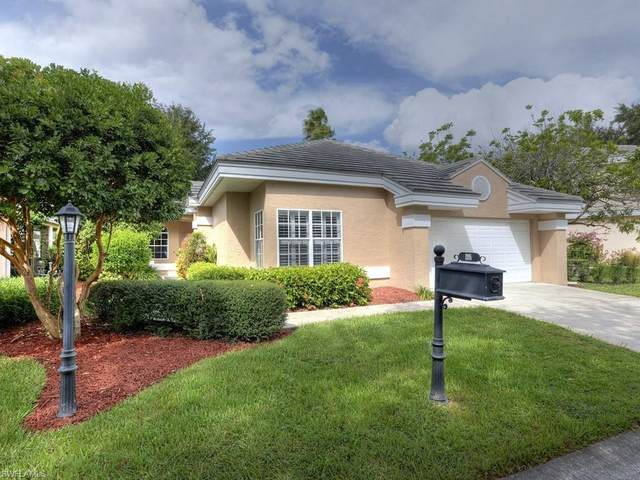 60 Fountain Cir, Naples, FL 34119 (MLS #221004853) :: RE/MAX Realty Group
