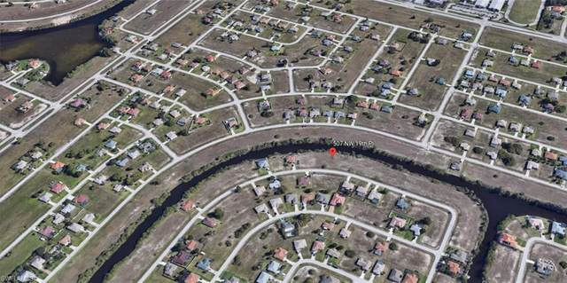 507 NW 19th Pl, Cape Coral, FL 33993 (MLS #221004891) :: RE/MAX Realty Group