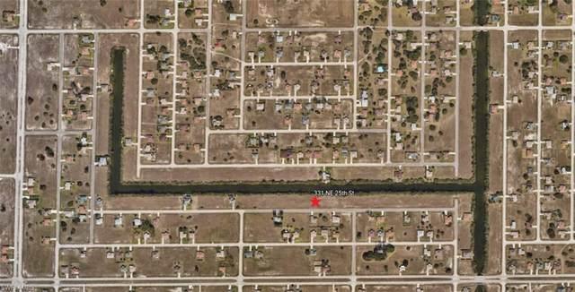 331 NE 25th St, Cape Coral, FL 33909 (MLS #221004926) :: Dalton Wade Real Estate Group
