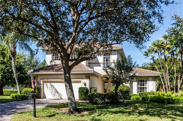 6723 Crowned Eagle Ln, Naples, FL 34113 (#221004934) :: We Talk SWFL