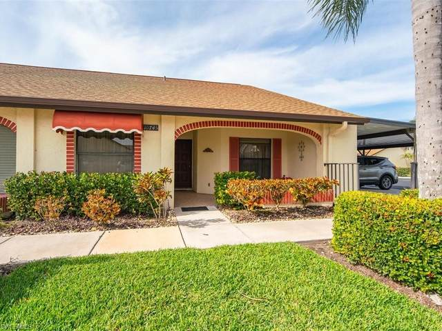 10745 Henry Ct #606, Naples, FL 34109 (MLS #221004938) :: RE/MAX Realty Group