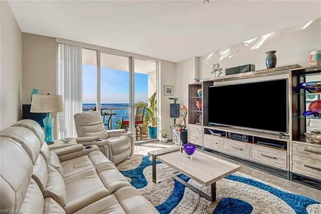 3000 Oasis Grand Blvd #2002, Fort Myers, FL 33916 (MLS #221005012) :: #1 Real Estate Services