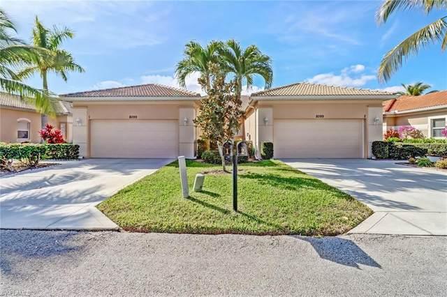 8099 Sanctuary Dr #2, Naples, FL 34104 (MLS #221005019) :: Clausen Properties, Inc.