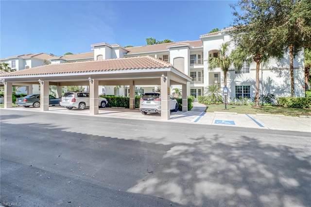 8247 Parkstone Pl 6-106, Naples, FL 34120 (MLS #221005149) :: Domain Realty