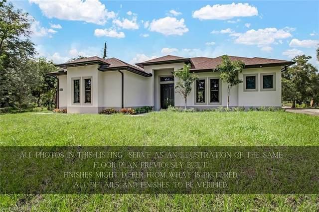 4575 24th Ave NE, Naples, FL 34120 (MLS #221005209) :: #1 Real Estate Services