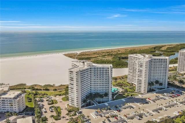 260 Seaview Ct #808, Marco Island, FL 34145 (MLS #221005351) :: Domain Realty