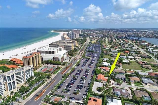 901 Montego, Marco Island, FL 34145 (#221005390) :: The Dellatorè Real Estate Group