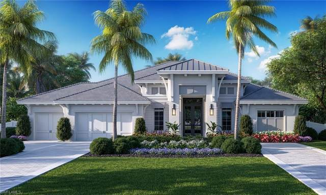 705 Anchor Rode Dr, Naples, FL 34103 (MLS #221005416) :: Domain Realty