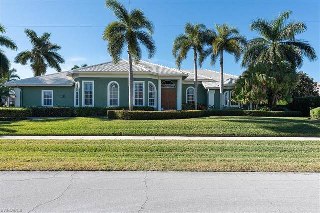 110 N Sunset St, Marco Island, FL 34145 (MLS #221005417) :: #1 Real Estate Services