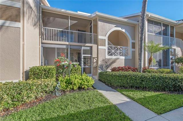 26200 Clarkston Dr #105, Bonita Springs, FL 34135 (MLS #221005428) :: #1 Real Estate Services