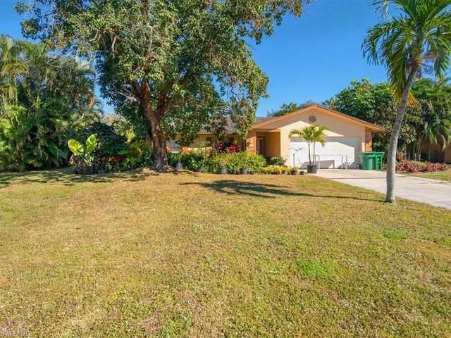 4545 Lakewood Blvd, Naples, FL 34112 (MLS #221005531) :: Domain Realty