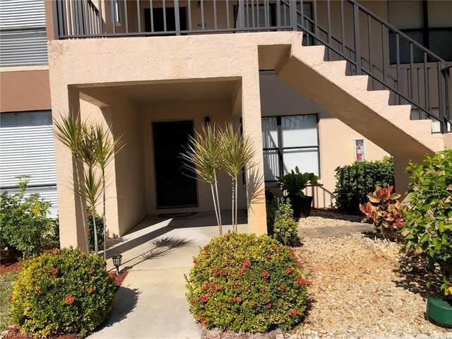 252 Pebble Beach Cir C103, Naples, FL 34113 (MLS #221005532) :: NextHome Advisors