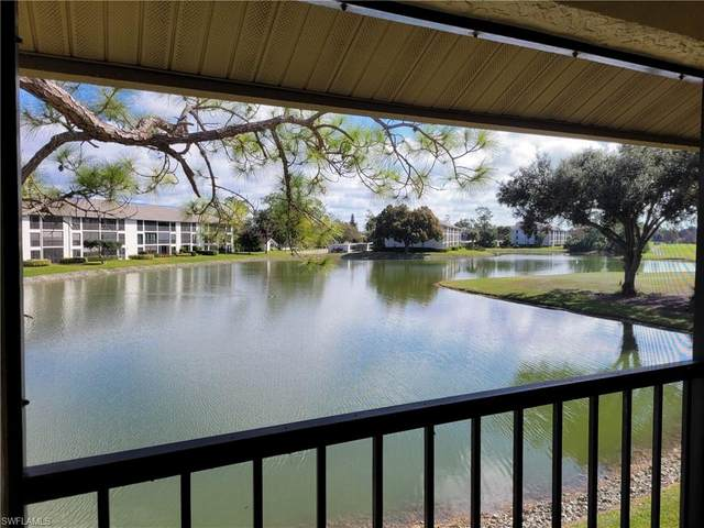 183 Fox Glen Dr 1-183, Naples, FL 34104 (MLS #221005589) :: NextHome Advisors