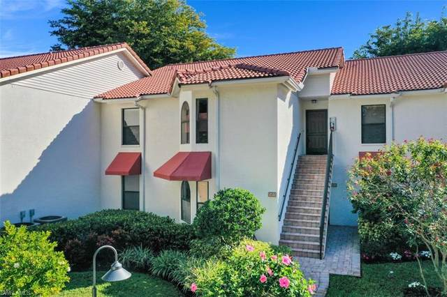 585 Serendipity Dr #585, Naples, FL 34108 (#221005597) :: The Dellatorè Real Estate Group