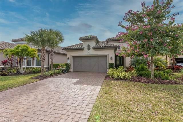 8734 Cavano St E, Naples, FL 34119 (#221005619) :: The Dellatorè Real Estate Group