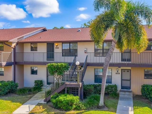 5272 Treetops Dr J-202, Naples, FL 34113 (MLS #221005621) :: #1 Real Estate Services
