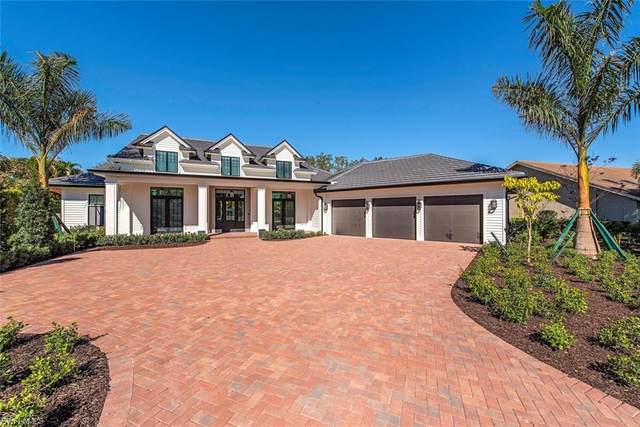 6557 Ridgewood Dr, Naples, FL 34108 (MLS #221005679) :: Domain Realty