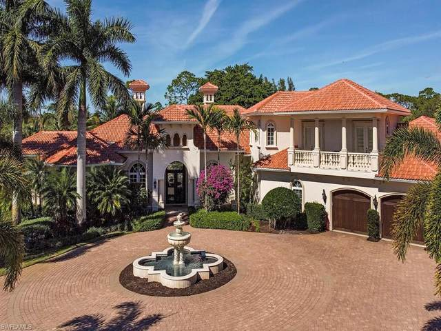 215 Caribbean Rd, Naples, FL 34108 (MLS #221005728) :: Domain Realty