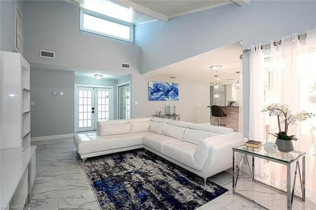 4342 17th Pl SW, Naples, FL 34116 (#221005759) :: The Dellatorè Real Estate Group