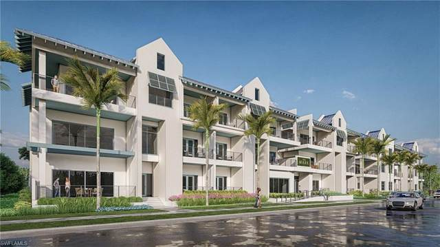 201 8th St S #207, Naples, FL 34102 (#221005764) :: Vincent Napoleon Luxury Real Estate