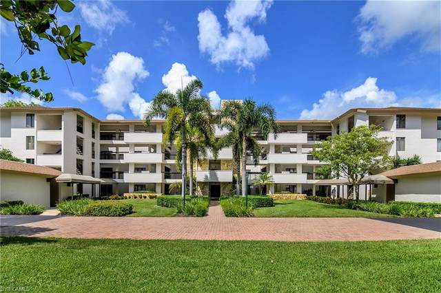 200 Wyndemere Way B-103, Naples, FL 34105 (MLS #221005817) :: Domain Realty