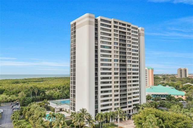 5601 Turtle Bay Dr #802, Naples, FL 34108 (#221005905) :: The Dellatorè Real Estate Group
