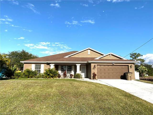 4225 NE 23rd Pl, Cape Coral, FL 33909 (MLS #221005942) :: Domain Realty