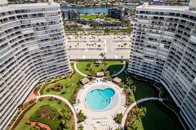 320 Seaview Ct #1505, Marco Island, FL 34145 (MLS #221005976) :: Domain Realty