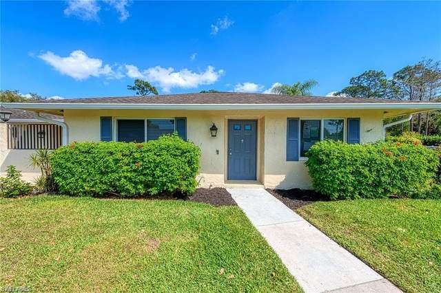 54 Glades Blvd #1411, Naples, FL 34112 (MLS #221006003) :: Domain Realty