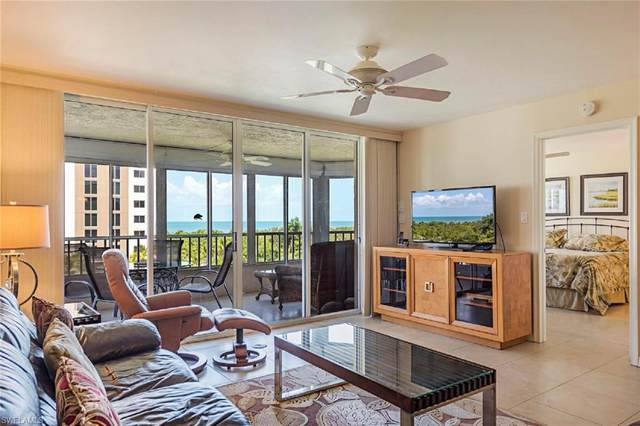 11118 Gulf Shore Dr A-503, Naples, FL 34108 (MLS #221006008) :: Domain Realty