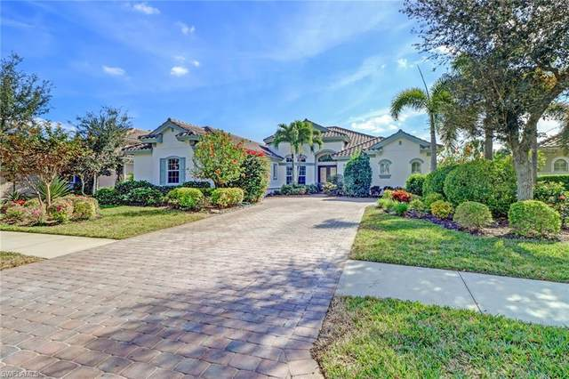 12130 Wicklow Ln, Naples, FL 34120 (#221006205) :: Jason Schiering, PA