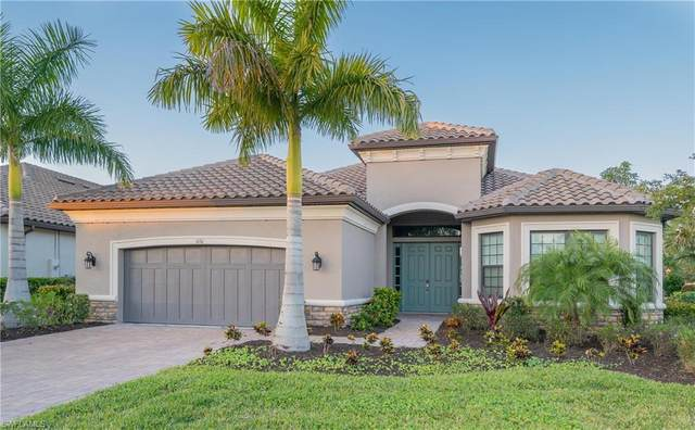 3261 Quilcene Ln, Naples, FL 34114 (MLS #221006213) :: RE/MAX Realty Group