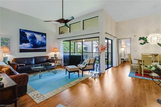 625 Beachwalk Cir G-204, Naples, FL 34108 (MLS #221006273) :: Domain Realty