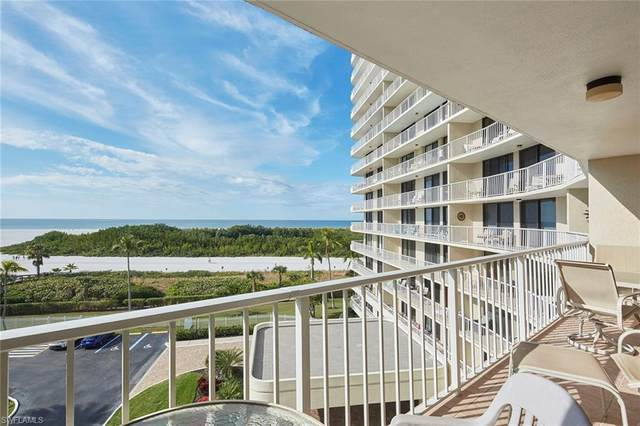 380 Seaview Ct #505, Marco Island, FL 34145 (#221006532) :: Vincent Napoleon Luxury Real Estate