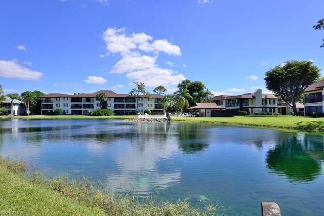 400 Misty Pines Cir #105, Naples, FL 34105 (#221006548) :: The Dellatorè Real Estate Group