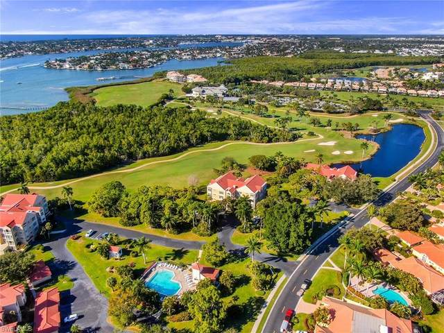 4452 Yacht Harbor Dr #211, Naples, FL 34112 (MLS #221006570) :: #1 Real Estate Services