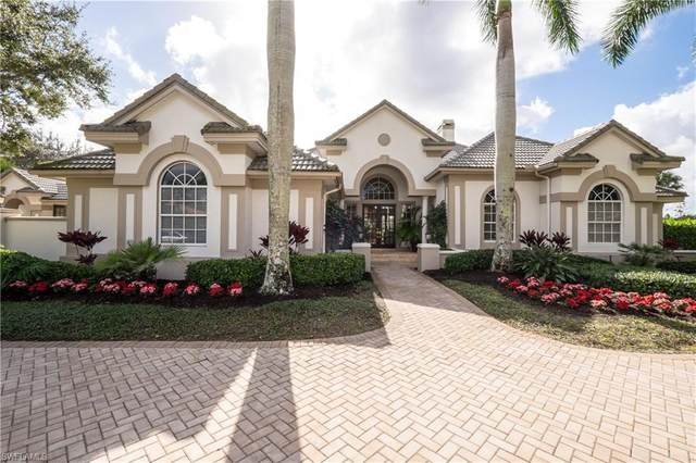 13770 Pondview Cir, Naples, FL 34119 (MLS #221006677) :: Avantgarde