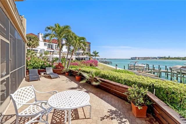 400 La Peninsula Blvd #404, Naples, FL 34113 (#221006792) :: Vincent Napoleon Luxury Real Estate