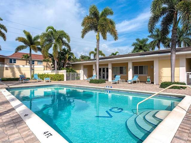 473 12th Ave S B7, Naples, FL 34102 (MLS #221006798) :: #1 Real Estate Services
