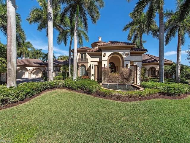 1267 Waggle Way, Naples, FL 34108 (#221006810) :: The Dellatorè Real Estate Group