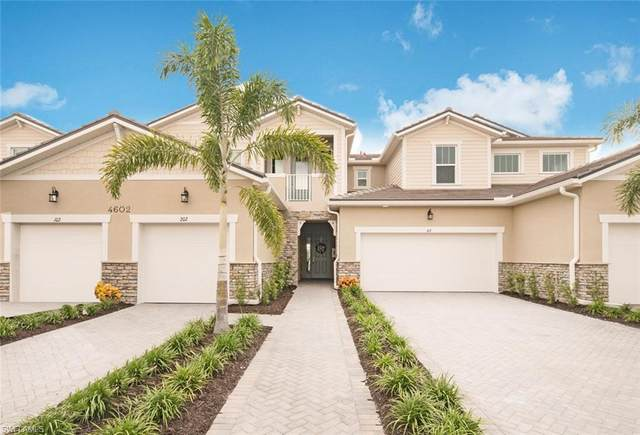 4713 Arboretum Cir #202, Naples, FL 34112 (MLS #221007177) :: #1 Real Estate Services