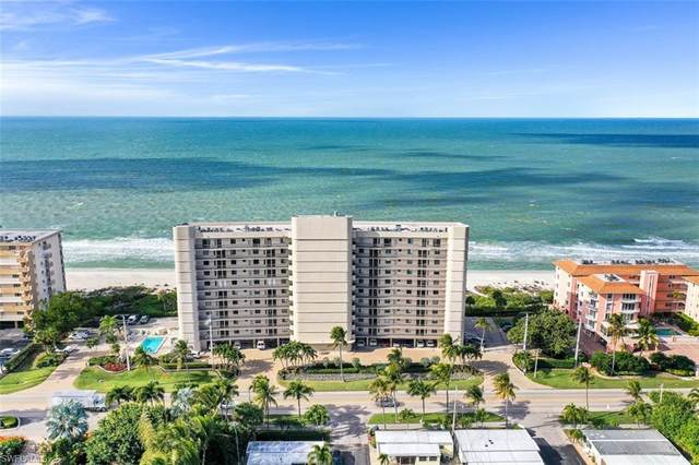 26300 Hickory Blvd #205, Bonita Springs, FL 34134 (MLS #221007247) :: #1 Real Estate Services