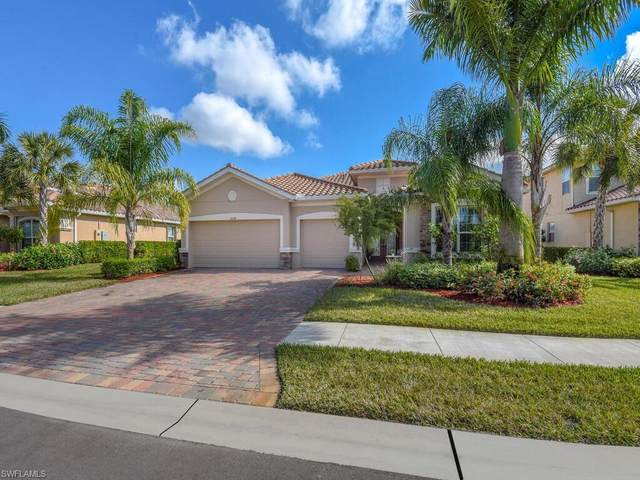 2078 Satsuma Ln, Naples, FL 34120 (MLS #221007317) :: Domain Realty