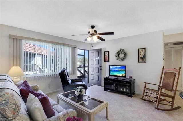 4315 27th Ct SW #201, Naples, FL 34116 (#221007516) :: The Dellatorè Real Estate Group
