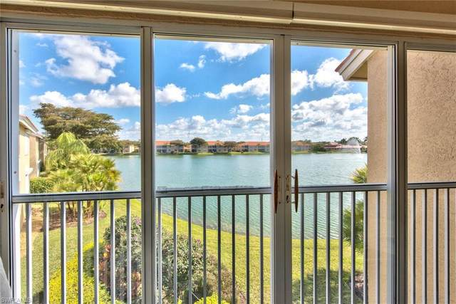 6544 Huntington Lakes Cir 9-201, Naples, FL 34119 (MLS #221007518) :: BonitaFLProperties